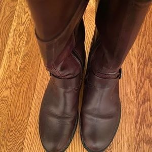 Aldo Size 8 brown boots